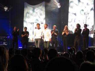 Hannah Clair à l'Olympia avec Gregory Turpin et Grégoire