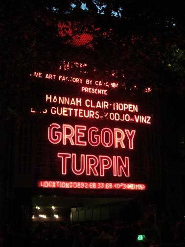 Hannah Clair à l'affiche à l'Olympia le 6 juin 2015 avec Gregory Turpin